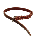 06 - Latigo Leather Slip Leads