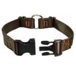 Adjustable Nylon Field Dog Collar